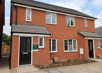 Thumbnail 2 bed semi-detached house to rent in City Road, Edgbaston, Birmingham