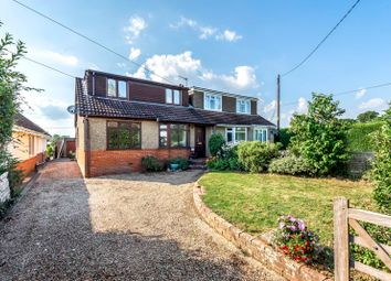 Thumbnail 3 bed semi-detached house for sale in Moorlands Road, Swanmore, Southampton