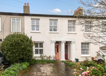 Thumbnail Terraced house for sale in Prospect Road, Long Ditton, Surbiton