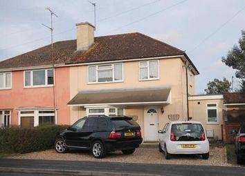 Thumbnail 3 bed semi-detached house for sale in Oaken Copse Crescent, Farnborough