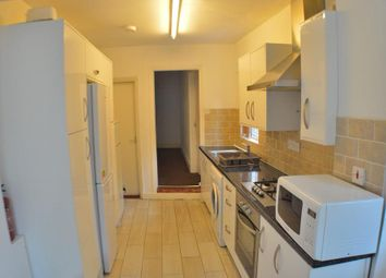 Thumbnail 1 bed end terrace house to rent in Markeaton Street, Derby