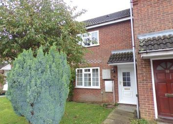 Thumbnail 2 bed terraced house for sale in Westwood Close, Shortstown, Bedford, Bedfordshire