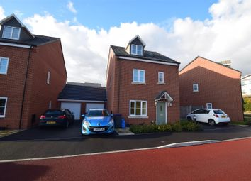 Thumbnail 4 bed property for sale in Nightingale Walk, Lightmoor, Telford