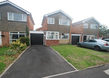 Thumbnail 3 bed property to rent in Bradshaw Way, Parkside, Stafford