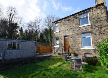 Thumbnail 3 bedroom end terrace house for sale in Burbeary Road, Lockwood, Huddersfield