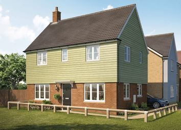 Thumbnail 3 bed detached house for sale in Long Melford, Sudbury, Suffolk