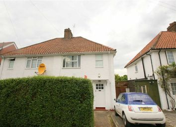 Thumbnail 4 bed semi-detached house to rent in Saxon Drive, Acton, London
