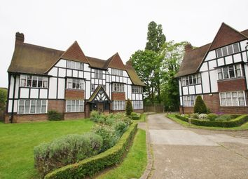 Thumbnail 3 bedroom flat to rent in Ayr Court, Monks Drive, London