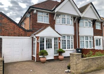 3 bed semi-detached house for sale in Staveley Road, Leicester LE5
