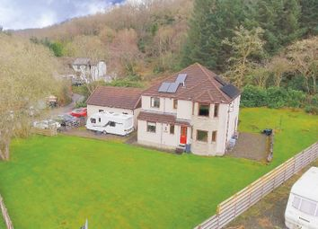 Thumbnail 5 bed detached house for sale in Garelochhead, Helensburgh