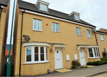Thumbnail 4 bed semi-detached house to rent in Apollo Avenue, Peterborough