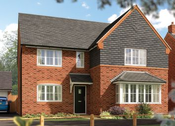 "Thumbnail 5 bed detached house for sale in ""The Arundel"" at Trentlea Way, Sandbach"