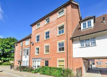 Thumbnail 2 bed flat for sale in Milton Lane, Kings Hill, West Malling