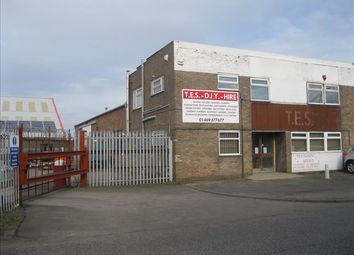 Thumbnail Light industrial for sale in Former Tes Premises, Phoenix House, Manby Road, Manby Road Industrial Estate, Immingham, North East Lincolnshire