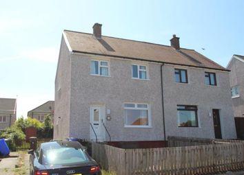 Thumbnail 2 bed semi-detached house for sale in Davidson Street, Bannockburn, Stirling, Stirlingshire
