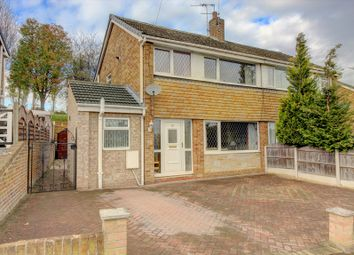 Thumbnail 3 bed semi-detached house for sale in Broadgate, Ossett