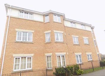 Thumbnail 2 bedroom flat for sale in Sulis Gardens, Worksop, Nottinghamshire