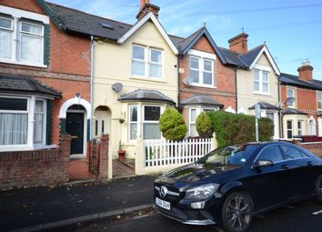 Thumbnail 4 bed terraced house for sale in Edinburgh Road, Reading