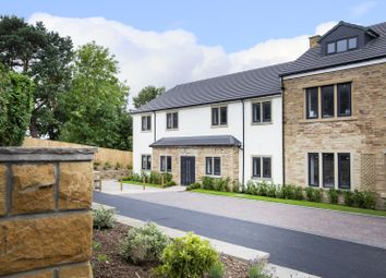 Thumbnail 2 bed flat for sale in Hollin Wood Close, Shipley, West Yorkshire