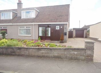 Thumbnail 3 bed semi-detached house for sale in The Knowe, Sauchie, Alloa