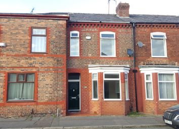 Thumbnail 2 bed terraced house to rent in Alpha Street West, Salford