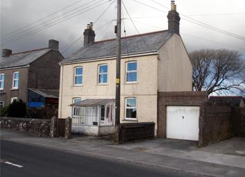 Thumbnail 3 bed detached house for sale in Trezaise Road, Roche, St Austell