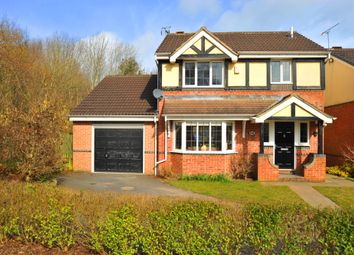 Thumbnail 3 bed detached house for sale in Heather Way, Killinghall, Harrogate
