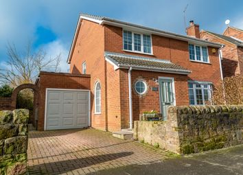 Thumbnail 3 bed detached house for sale in Moorside Lane, Holbrook, Belper