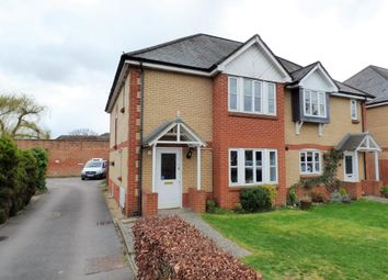 Thumbnail 3 bed semi-detached house for sale in Woodland Crescent, Farnborough