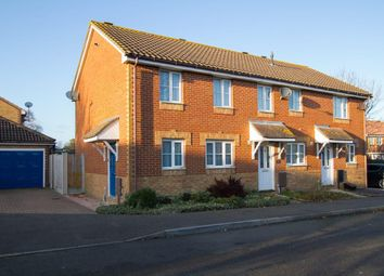 Thumbnail 3 bed terraced house for sale in Gray Close, Hawkinge, Folkestone