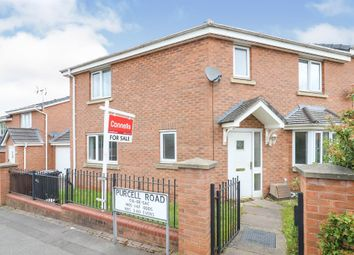 Thumbnail 3 bed semi-detached house for sale in Purcell Road, Bushbury, Wolverhampton