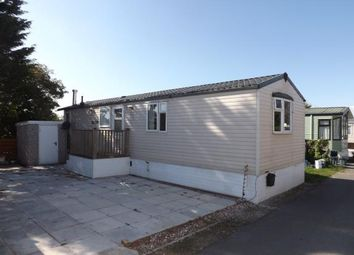 2 bed mobile/park home for sale in Oxcliffe New Farm Caravan Park, Oxcliffe Road, Heaton With Oxcliffe, Morecambe LA3