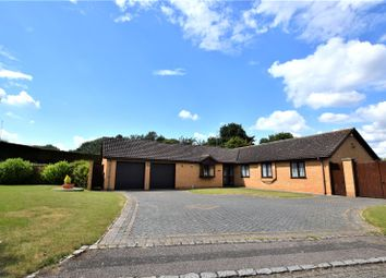 Thumbnail 4 bed bungalow for sale in Heronsford, West Hunsbury, Northampton