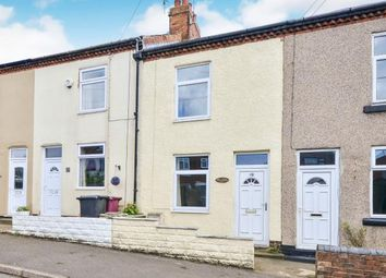 Thumbnail 2 bed terraced house for sale in New Street, Higham, Alfreton, Derbyshire