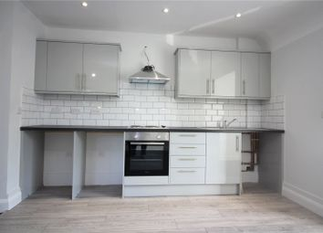 Thumbnail 1 bed flat to rent in Darnley Road, Rochester, Kent