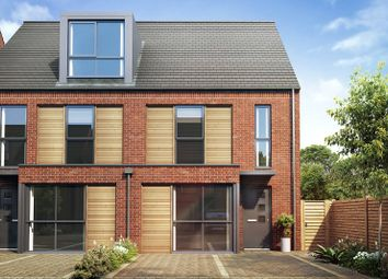 Thumbnail 3 bed semi-detached house for sale in Waterside Close, Chichester, West Sussex