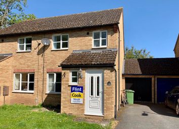 Thumbnail 3 bed semi-detached house to rent in St. Clares Court, Lower Bullingham, Hereford