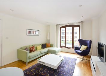Thumbnail 3 bed flat for sale in Hermitage Court, Knighten Street, London