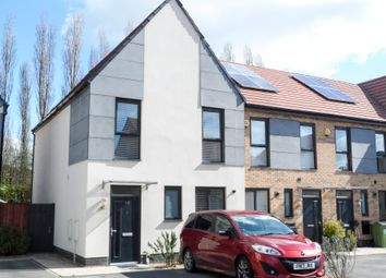 Thumbnail 3 bed end terrace house for sale in Lapwing Road, South Elmsall, Pontefract