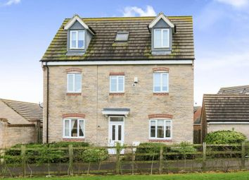 Thumbnail 5 bed detached house for sale in Pimpernel Walk, Bourne