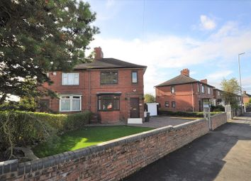 Thumbnail 3 bed semi-detached house for sale in Greasley Road, Stoke-On-Trent