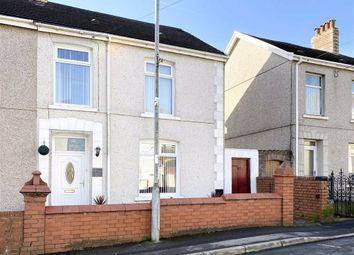 3 bed terraced house for sale in Bryngwyn Road, Dafen, Llanelli SA14