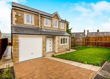 Thumbnail 4 bed detached house for sale in Paradise Street, Hadfield, Glossop
