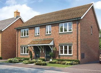 Thumbnail 3 bed semi-detached house for sale in Shawbury, Shrewsbury, Shropshire