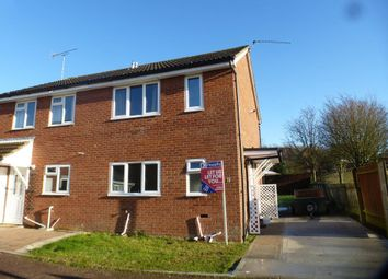 Thumbnail 3 bedroom property to rent in Raedwald Drive, Bury St. Edmunds
