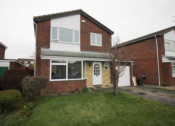 Thumbnail 3 bed detached house to rent in The Crest, Bedlington, Bedlington
