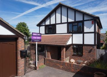 Thumbnail 4 bed detached house for sale in The Braes, Higham, Rochester