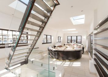 Thumbnail 3 bed flat to rent in Lyall Street, Belgravia