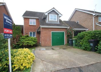 Thumbnail 4 bed detached house for sale in Wedgwood Way, Ashingdon, Rochford