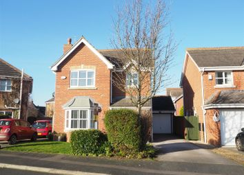 Thumbnail 3 bedroom detached house for sale in Brockton Avenue, Farndon, Newark